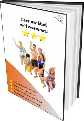 Zelf zwemles geven in een e-book
