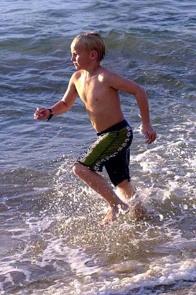 Zwemveilig in de buitenlucht