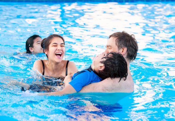 Zwemles en zwemmen met een handicap of ziekte