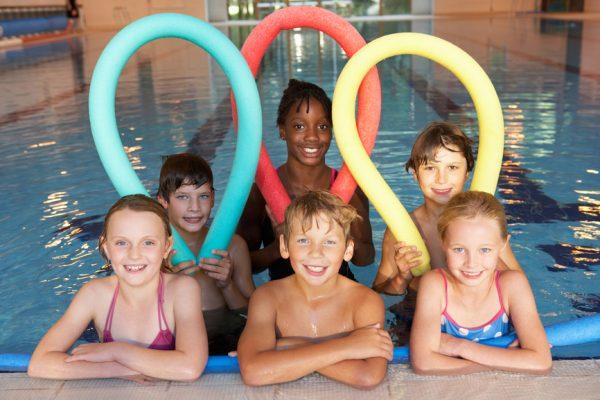 Alles over zwemles voor kinderen