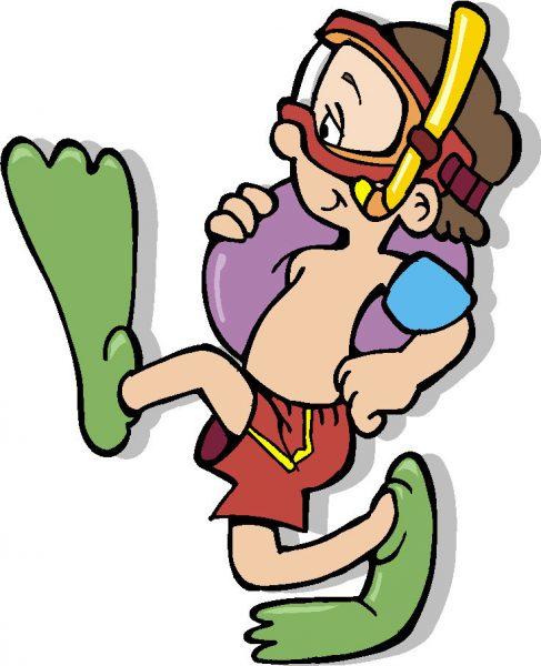 Snorkelen voor kinderen en volwassenen