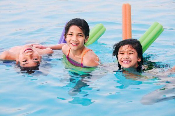 Lees alle informatie over de zwemlessen