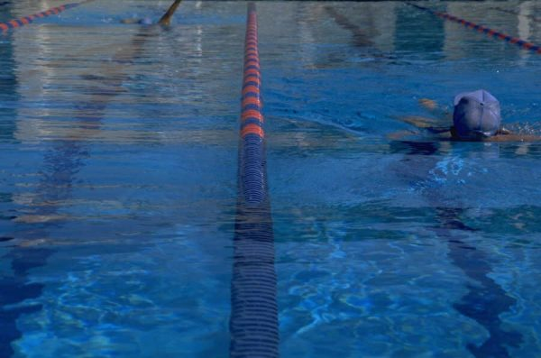 Zwemles bij een zwemvereniging