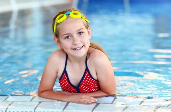 Zwemmen voor een zwemcertificaat